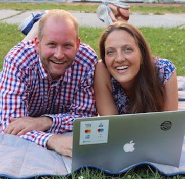 Duopreneur Podcast Magdalena und Andreas Hacklinger