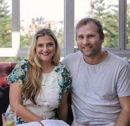 Cindy Pfizmann und Dominik Bütow freedomcrowd