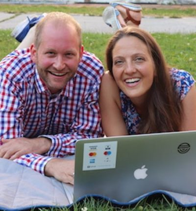 Duopreneur Podcast Magdalena und Andreas Hacklinger